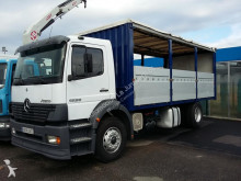 Mercedes ATEGO 1828 semi-trailer