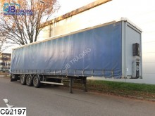 Robuste Kaiser Tautliner Disc brakes semi-trailer