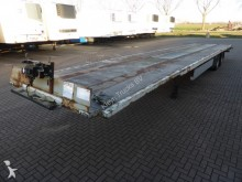 Pacton MEGA 2 AXLE BPW TWIN TIRE semi-trailer