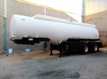 used Cobo oil/fuel tanker semi-trailer