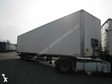 used Fruehauf box semi-trailer