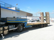 Bartoletti heavy equipment transport semi-trailer
