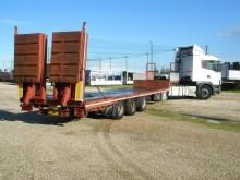 semirimorchio trasporto macchinari usato