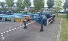 semirimorchio Asca CHASSIS CHARIOT COULISSANT