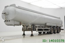 used Merceron tanker semi-trailer