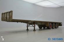 used MOL flatbed semi-trailer