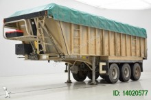 Tisvol 26 cub in Alu semi-trailer