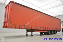 used Van Hool tautliner semi-trailer