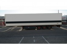 used Groenewegen refrigerated semi-trailer