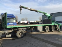 Floor KENNIS 20 TON METER TRAILER VAN 1984 semi-trailer