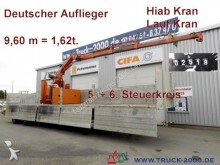 semi remorque Langendorf SAP 20/27Baustoff/SteinAufliegerRo