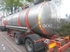 semi remorque Fruehauf inox tank 32000 L