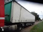 Renders BPW axles semi-trailer