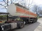 used Hendricks food tanker semi-trailer