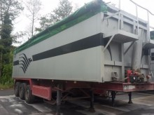 used Stas tipper semi-trailer