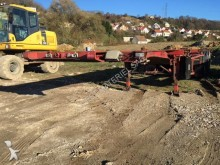 used Fruehauf container semi-trailer
