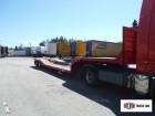 semirimorchio trasporto macchinari Leciñena usato