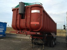 used Fruehauf benne TP semi-trailer
