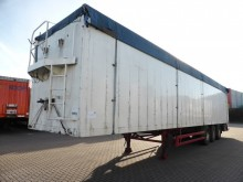 used Reisch tipper semi-trailer