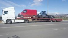 Lohr semi-trailer
