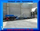 Faymonville 3 Achs Satteltieflader mit Heb und Senkbaren Ti semi-trailer