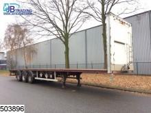 Trouillet open laadbak semi-trailer