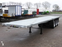 used Schmitz Cargobull flatbed semi-trailer