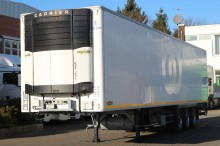 Chereau meat transport refrigerated semi-trailer