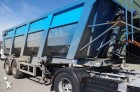 used Trax half-pipe semi-trailer