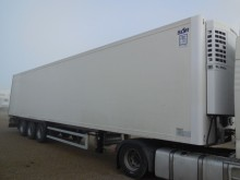 used Sor Iberica multi temperature refrigerated semi-trailer