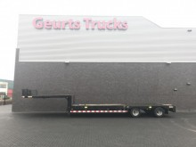 used Lintrailers heavy equipment transport semi-trailer