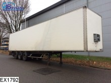 used General Trailers box semi-trailer