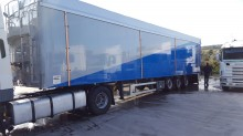 used Knapen moving floor semi-trailer
