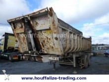 used Fruehauf tipper semi-trailer