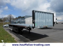 Schmitz Cargobull Platform FULL STEEL new semi-trailer