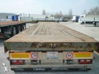 used Viberti box semi-trailer