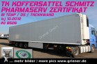Schmitz Cargobull SKO 24/BI TEMP/CARRIER VECTOR 1850/PHARMA SERV ! semi-trailer