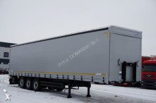 Kögel / FIRANKA / XL / MULTI LOCK / OŚ PODNOSZONA semi-trailer