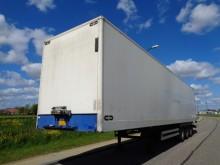 semirremolque Van Hool 3-Axle Boxtrailer / ROR / Drumbrakes