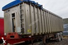 used Fruehauf cereal tipper semi-trailer