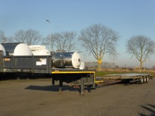 Lintrailers EXTENDABLE STEERAXLE INCL. PRE INSPECTION semi-trailer