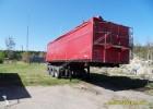 used Schmidt tipper semi-trailer