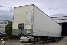 General Trailers FOURGON 2 ESSIEUX MEGA semi-trailer