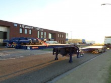 new Lintrailers heavy equipment transport semi-trailer