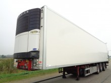semirremolque Burg 3-Axle Fridge / BPW/ Carrier Vector 1800