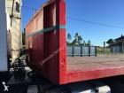 used Guillen flatbed semi-trailer
