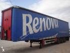 used Riotrailer tautliner semi-trailer