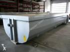 Moeslein neue Rund Stahl Muldenaufbau für Möslein Kippa semi-trailer