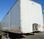 used Tercam box semi-trailer