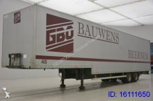 Pacton LOWBED BOX semi-trailer